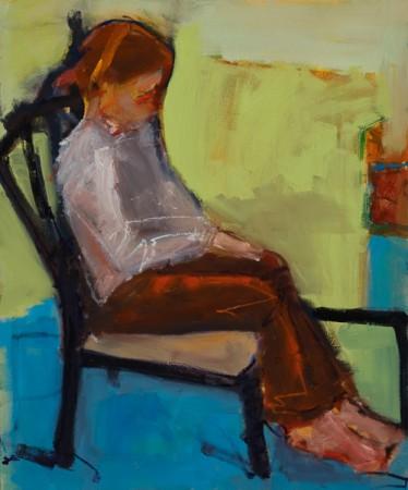 Original artwork by Barbara Downs, Interior and Interior, 2011