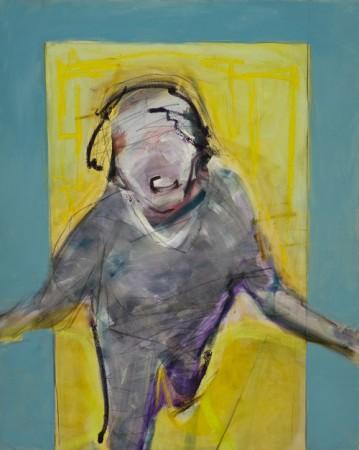 Original artwork by Barbara Downs, The Aftermath, 2011