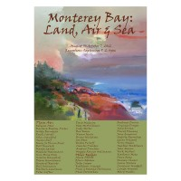 Barbara Downs announcement for Monterey Bay exhibition