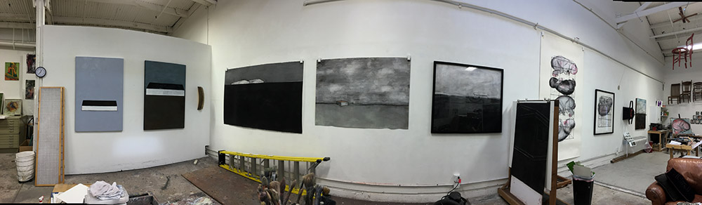 Barbara Downs studio