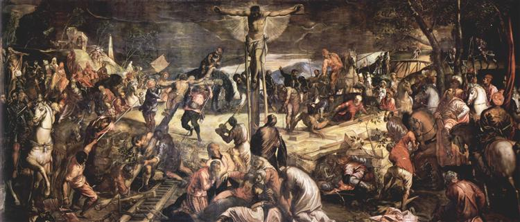 Tintoretto, The Crucifixion, 1565