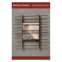 Barbara Downs announcement for Open Studios 2015 exhibition
