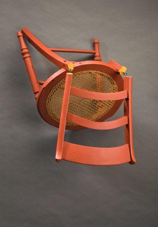 original artwork by Barbara Downs, Kneeling Chair, 2012